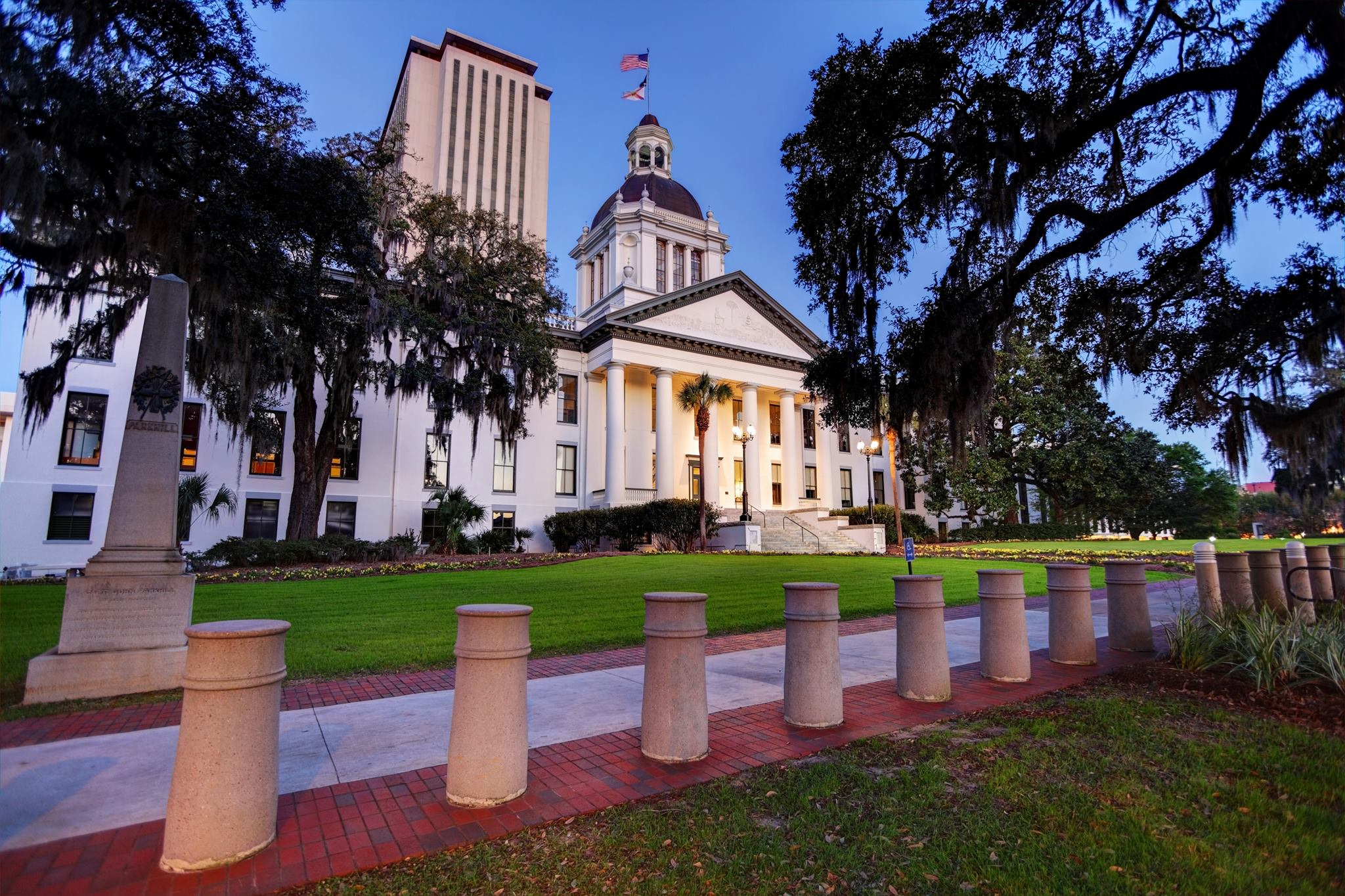 Tallahassee-Capitol-Building