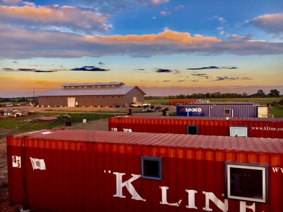 Texas Hotel: Shipping Containers   Jeff Kraemer